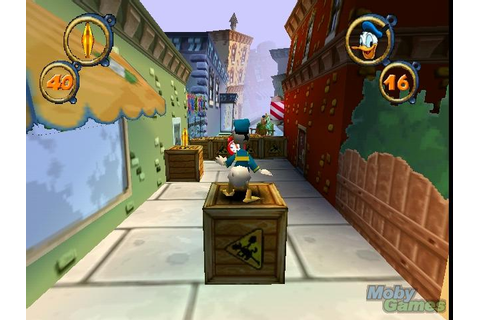 Donald Duck Going Quackers Full Pc Game By ShymingShines ...