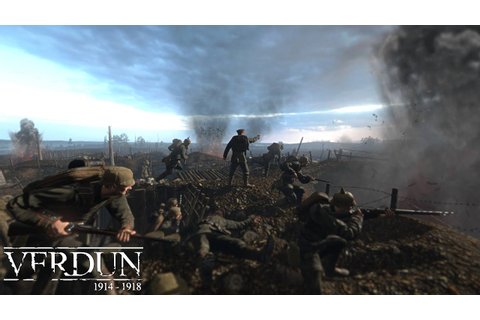 Verdun - Gameplay - YouTube
