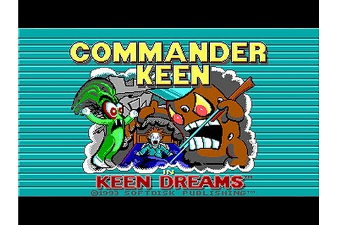 Commander Keen vs. Heavy Metal - Be Sphereful With My D ...
