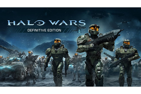 Halo Wars: Definitive Edition - Free Full Download | CODEX ...