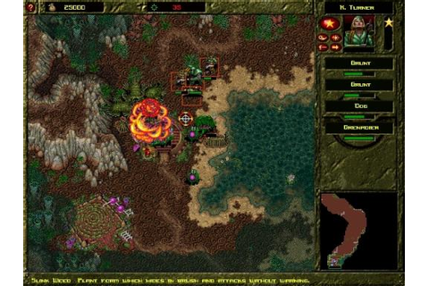 War Wind II: Human Onslaught Free Download « IGGGAMES