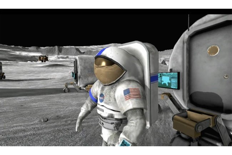 NASA Moonbase Alpha 3D Game Released on Steam