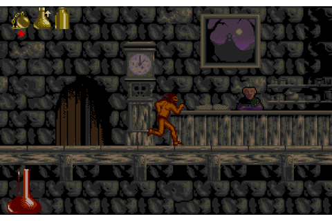 Shadow Of The Beast II - The Company - Classic Amiga Games