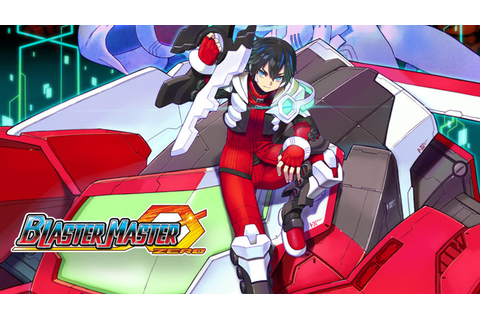 New Footage for Blaster Master Zero Revealed – ThisGenGaming
