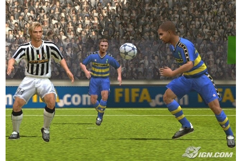 FIFA 2005 Screenshots, Pictures, Wallpapers - PlayStation ...