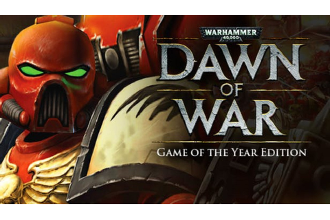Warhammer 40,000: Dawn Of War Free Download | GameTrex