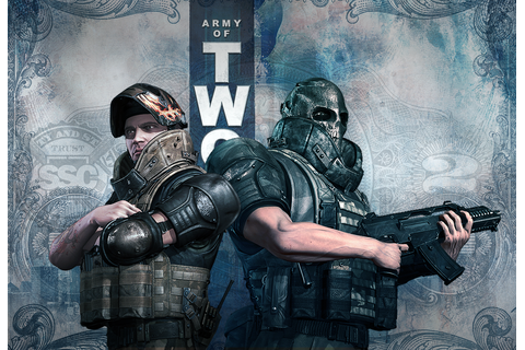 Wallpaper de Army of Two – Pixelorama Games