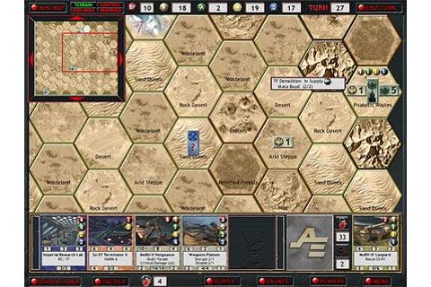 Armageddon Empires Review - Gaming Nexus