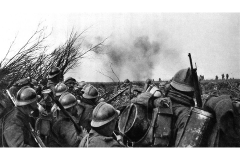 BBC Radio 4 - Verdun - The Sacred Wound, The Battle