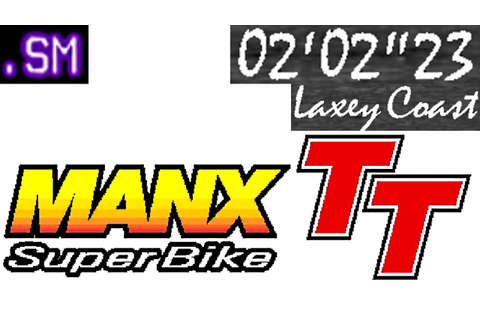 Sega Manx TT SuperBike - Laxey Coast - Race - YouTube