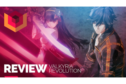 Valkyria Revolution - Review - TecMundo Games - YouTube