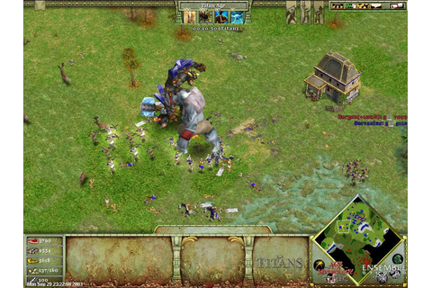 Free Download PC Games and Software: Age Of Mythology The ...