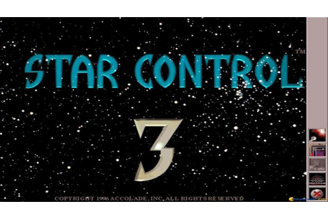 Star Control 3 gameplay (PC Game, 1996) - YouTube