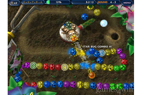 Tumble Bugs Download on Games4Win