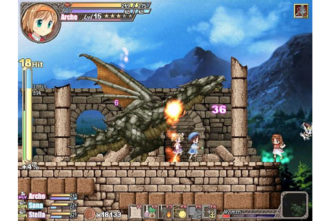 Fortune Summoners: Secret of the Elemental Stone Pc