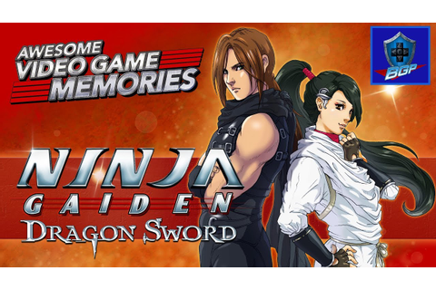 Ninja Gaiden Dragon Sword Review (Nintendo DS) - Awesome ...