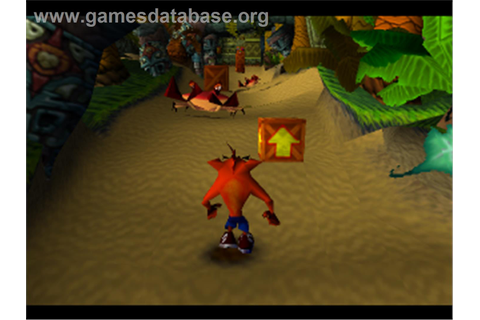 Crash Bandicoot - Sony Playstation - Games Database