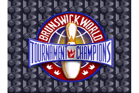 Brunswick World: Tournament of Champions Download Game ...