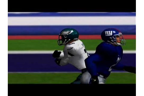 Episode 18 NFL Fever 2002 xbox - YouTube