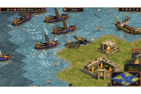 Age of Empires: Definitive Edition Promises to Revitalise ...