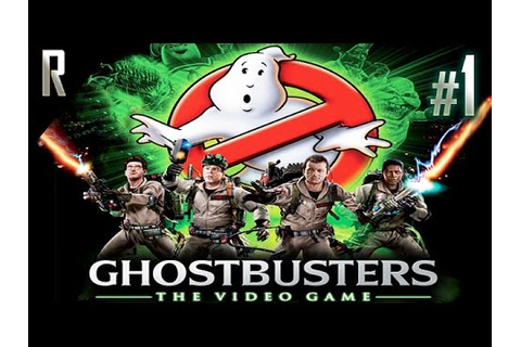 Ghostbusters: The Video Game Walkthrough HD - Part 1 - YouTube