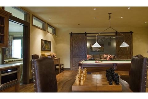 8 Rec Rooms To Inspire Your Next Game Night | HuffPost