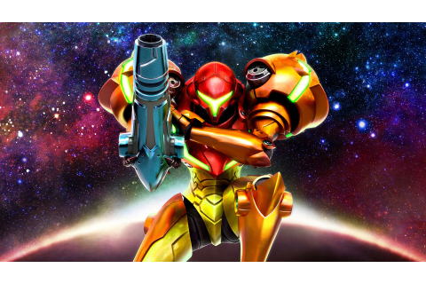 Download Metroid Samus Returns HD Wallpapers - Read games ...