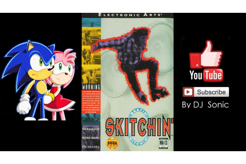 Skitchin (Sega Genesis) - Longplay - YouTube