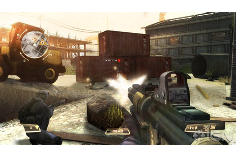 Modern Combat: Domination Screenshots, Pictures ...