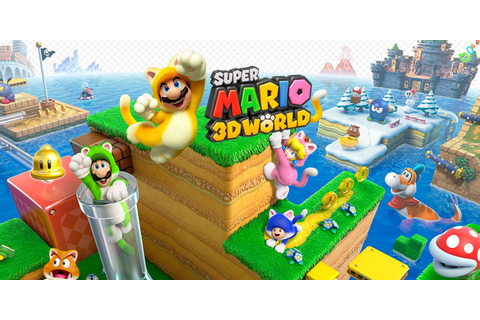 SUPER MARIO 3D WORLD | Wii U | Games | Nintendo
