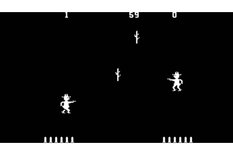 Gun Fight 1975 Midway - Mame Arcade Video Game Emulation ...