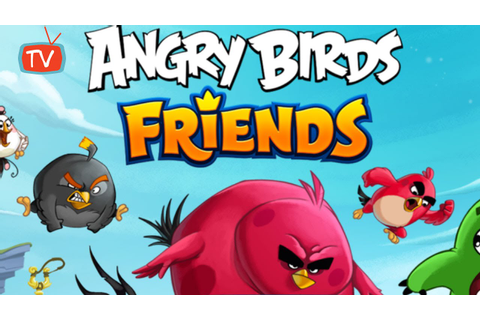 Angry Birds Friends - The Movie Hype Tournament Mania I ...