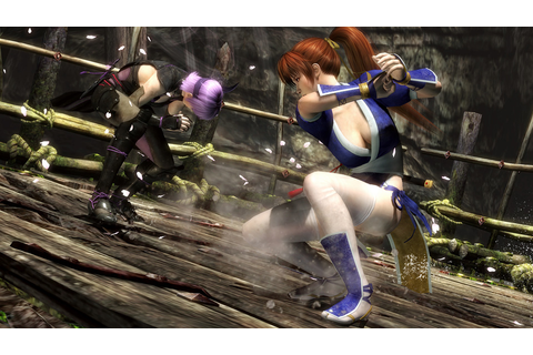 Dead or Alive 5 Ultimate Revealed, Contains DOA 5 Plus Content