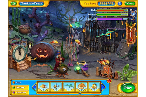 Download Fishdom: Spooky Splash Game - Match 3 Games ...