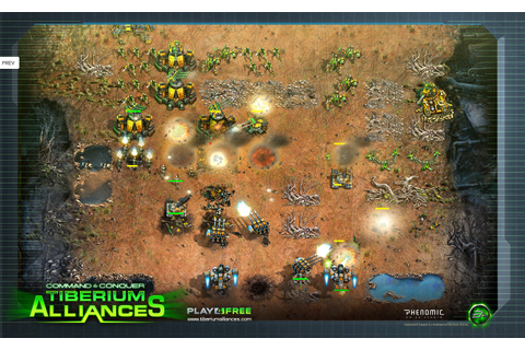 my pc games: Command & Conquer: Tiberium Alliances
