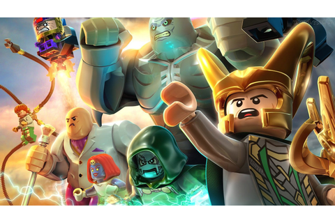 LEGO Marvel Super Heroes 2 HD Wallpapers