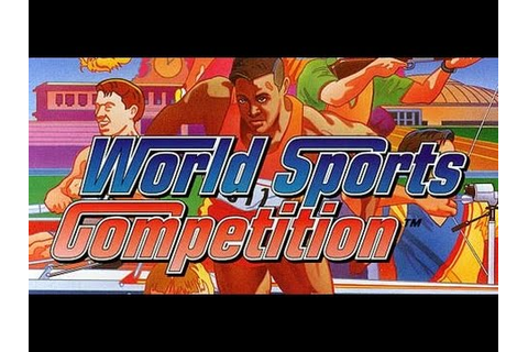World Sports Competition Gameplay (PS Vita) - YouTube