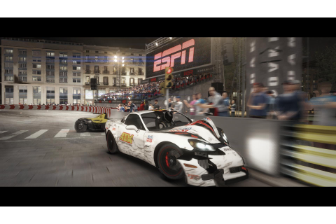 Grid 2 Car Game Review Crash Xbox 360 PS3 PC 8