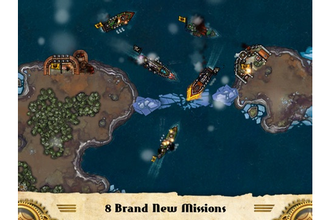 Crimson: Steam Pirates on the App Store