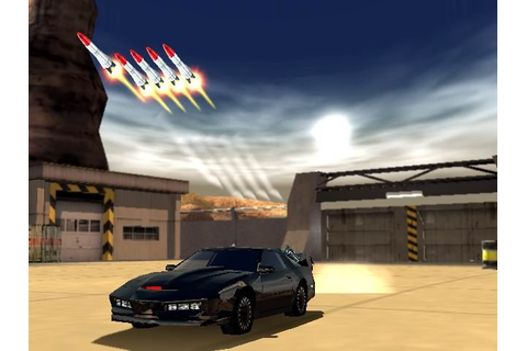 Knight Rider 2 - Full Version Game Download - PcGameFreeTop