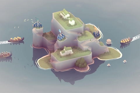 Bad North is the chillest RTS I've ever played - Polygon