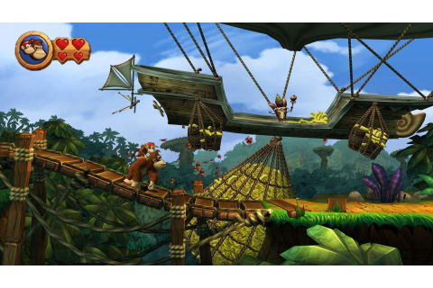 Donkey Kong Country Returns Wallpapers - Wallpaper Cave