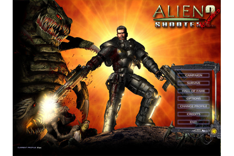Download Alien Shooter 2: Reloaded Full PC Game