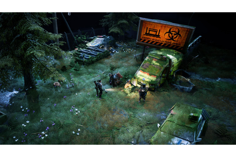 Mutant Year Zero: Road to Eden trailer explains how the ...