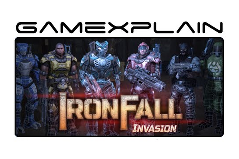IronFall: Invasion - Game & Watch (Video Preview) - YouTube
