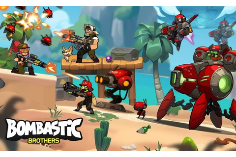 Bombastic Brothers - Top Squad is out Now - Droid Gamers