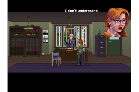 Blackwell Legacy - Wadjet Eye Games