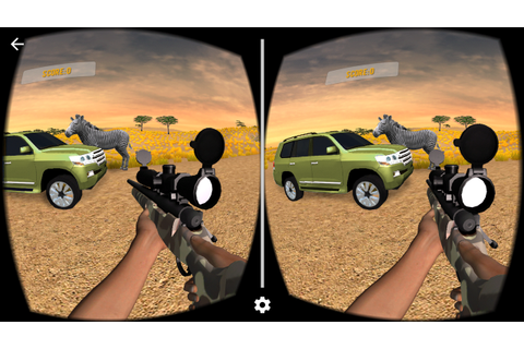 VR Hunting Safari 4x4 - Android Apps on Google Play