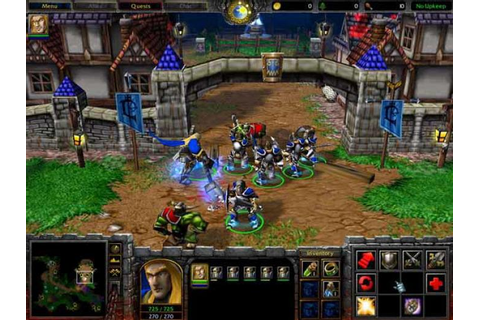 Warcraft III Reign of Chaos Free Download - Ocean Of Games
