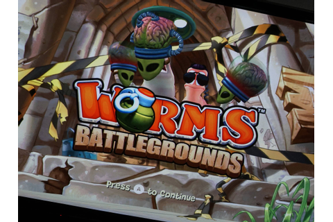 Worms Battlegrounds is now available for free on Xbox One ...